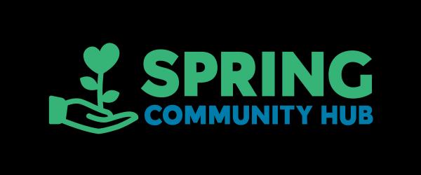 Charity Donation Spring Community Hub